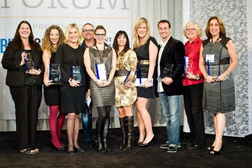 Heather Winner's BizBash Readers Choice Awards Entertainment Act of the Year