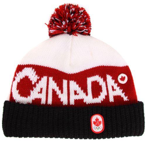 Canadian Olympic Team Pom Pom Toque 20 Cdn Heliummm